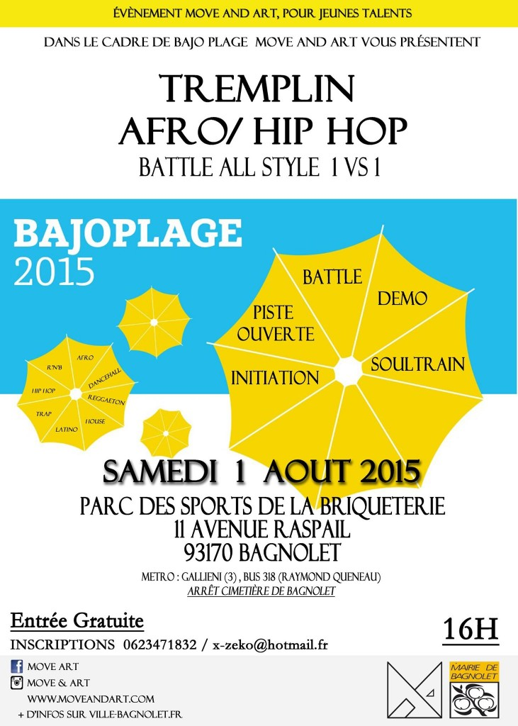 battle bajo plage